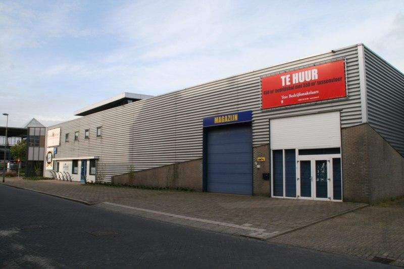 Havenstraat 83 Beverwijk   Bedrijfsruimte huren