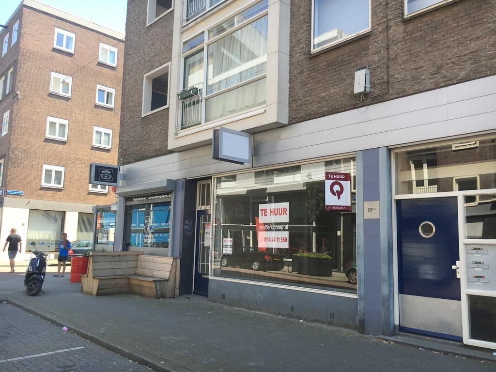 Hoogstraat 18 rotterdam winkel huren for Te huur huizen in rotterdam