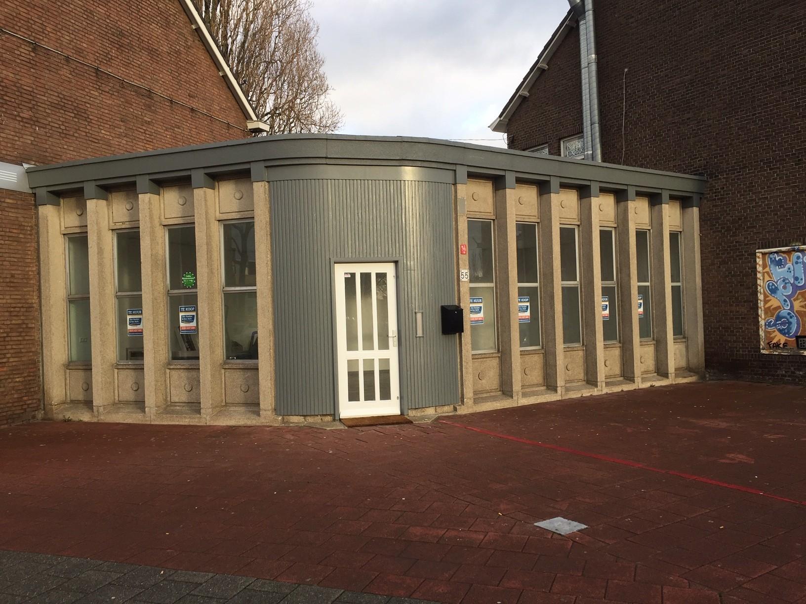 Oude Wal 55 Hoogvliet Rotterdam Bedrijfsruimte Kopen