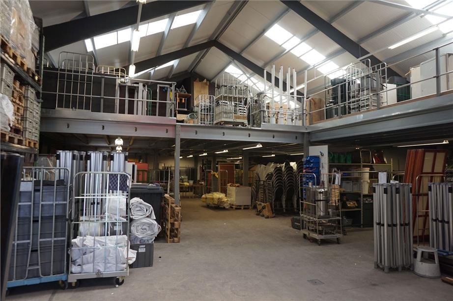 Blokmakerstraat 9 Katwijk zh   Bedrijfsruimte huren