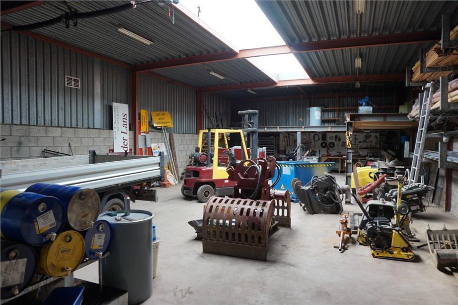 De Krom 160 Katwijk zh   Bedrijfsruimte huren