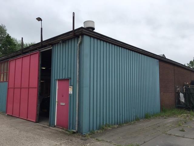 Garage Huren Apeldoorn : Bedrijfsruimte of kantoor huren de vlijt apeldoorn