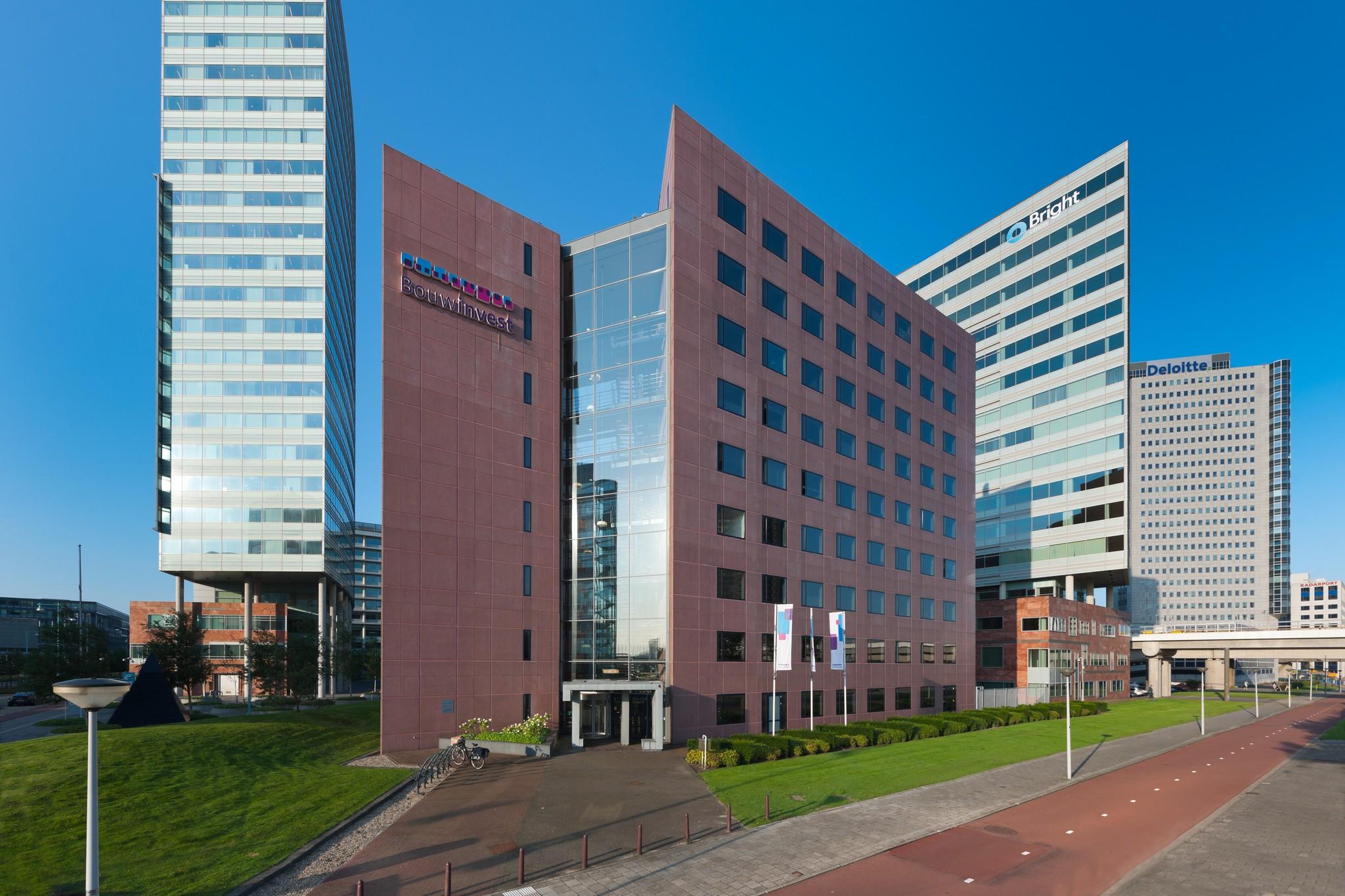 La guardiaweg 4 amsterdam kantoor huren - Eigentijds gebouw ...