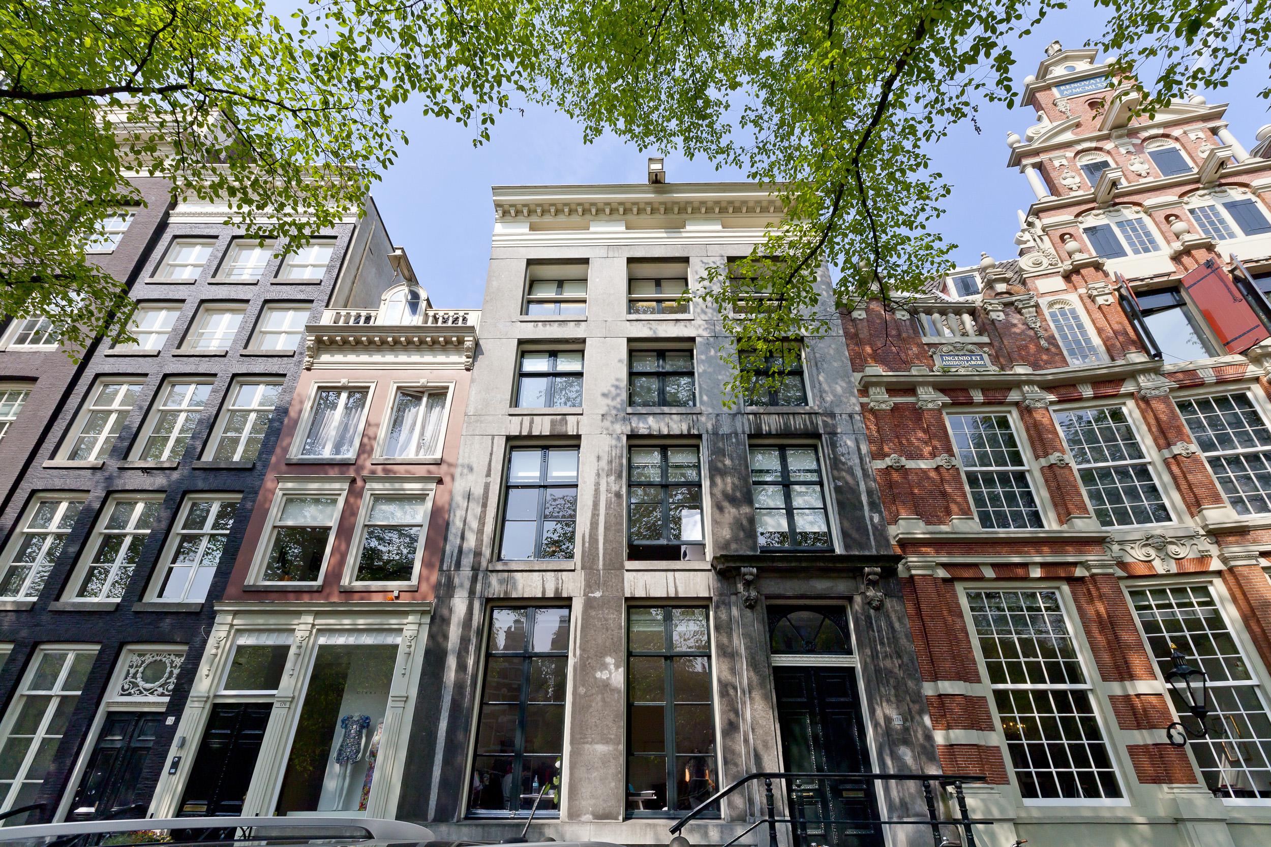 Herengracht 174 amsterdam kantoor huren for Herengracht amsterdam