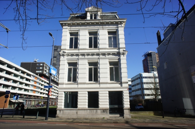 kantoor huren Rotterdam