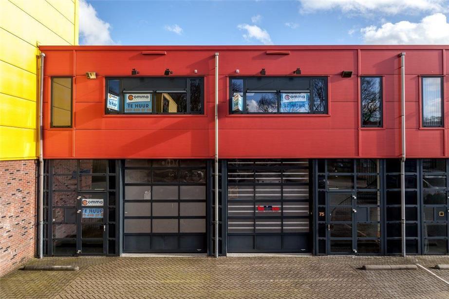 Garage Huren Amersfoort : Bedrijfsruimte of kantoor huren isselt amersfoort