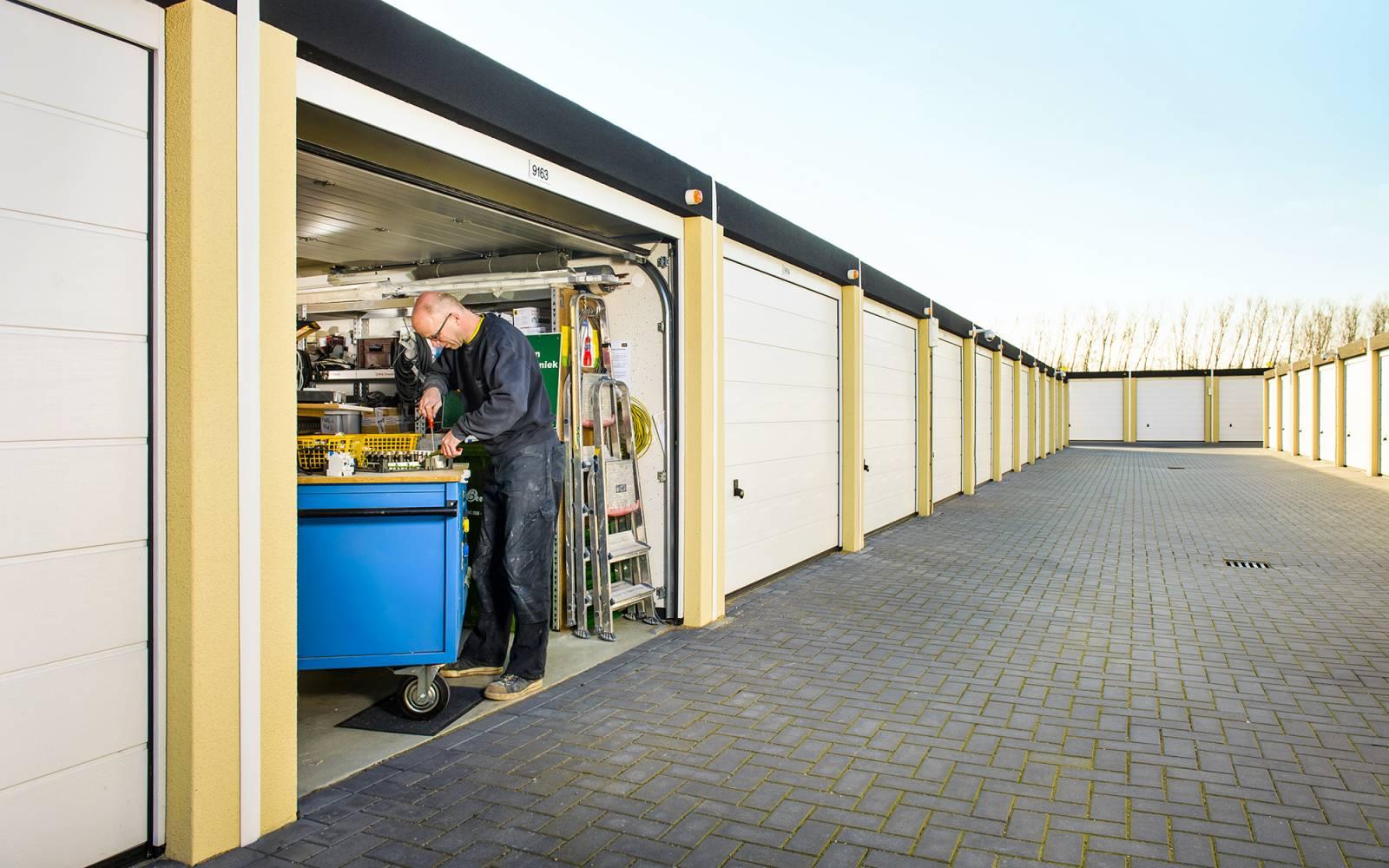 Garage Huren Amersfoort : Garagepark amersfoort de hoef amersfoort kantoor kopen